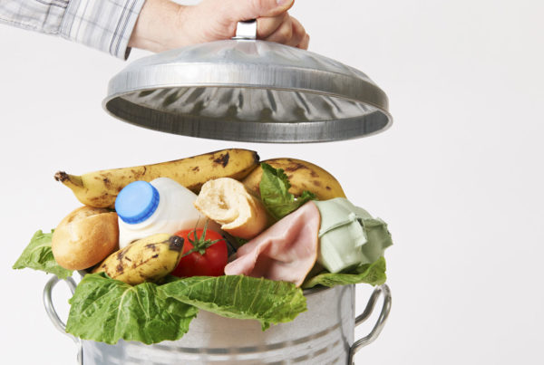 The Corporate Conscience: Channeling Food Waste for Social Benefit