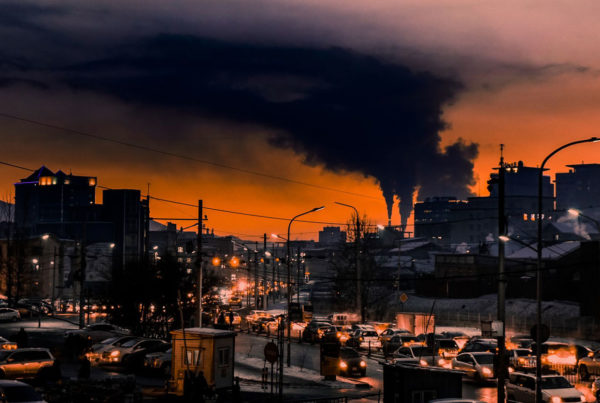 Air pollution: South Africa's new most polluted region