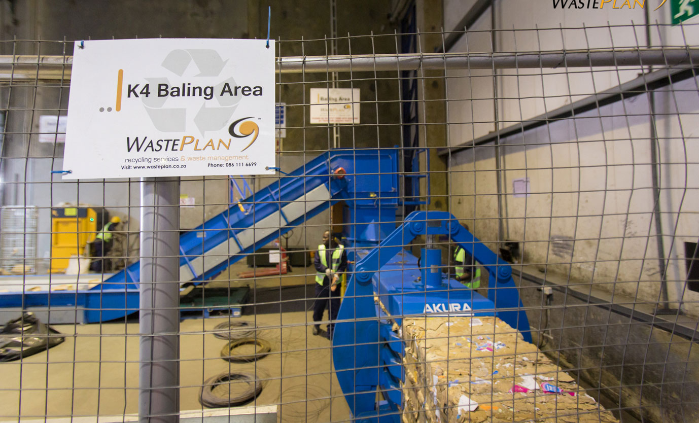 Feasibility studies underway to test a waste-to-energy process with food waste