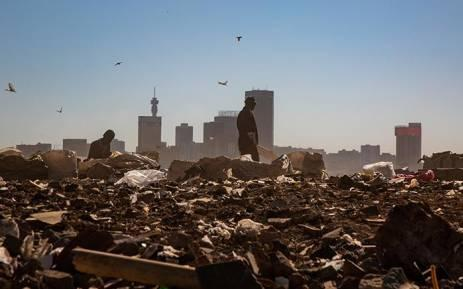 Recycling services in Johannesburg